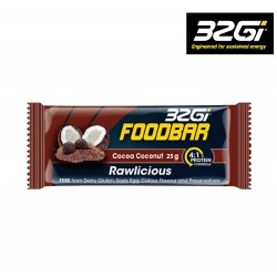 32Gi Endure Range Foodbar, cocoa coconut