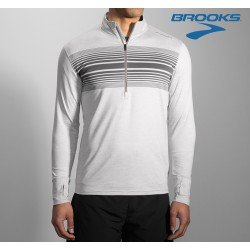 Brooks Dash 1/2 Zip Hoody Mens