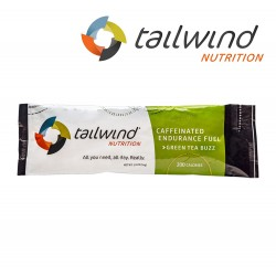 Tailwind Caffeinated Endurance Fuel Stick Packs, green tea buzz