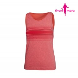 Thoni Mara Breeze Singlet Woman, hot chili
