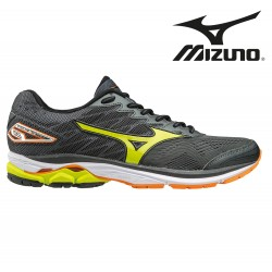 Mizuno Wave Rider 20 Men darksha/lime/orange