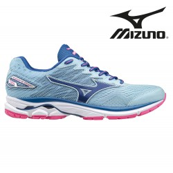 Mizuno Wave Rider 20 Women angelfalls/blue