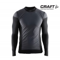 Craft Active Extreme 2.0 Crewneck LS WS Men, black