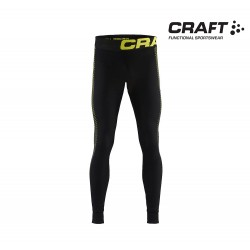 Craft Warm Intensity Pants Men, black/go