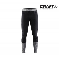 Craft Cover Wind Tights Men, black/grey