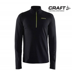 Craft Pin Halfzip Men, black/go