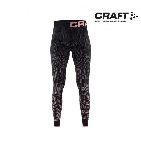 Craft Warm Intensity Pants Woman, black/cameo