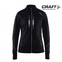 Craft Brilliant 2.0 Warm Jacket Woman, black