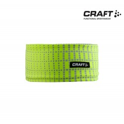 Craft Brilliant 2.0 Headband Unisex, flumino/reflect
