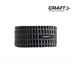 Craft Brilliant 2.0 Headband Unisex, black/reflective