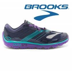 Brooks PureGrit 5 Women, peacock blue