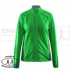 Mind Blocked Jacket, Women | grøn - Gå-lunt-løb