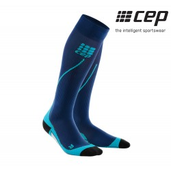 CEP Run Sock 2.0 Men, deep ocean/hawaii blue