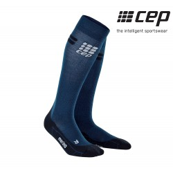 CEP Pro+ Merino Run Sock Men, navy/black
