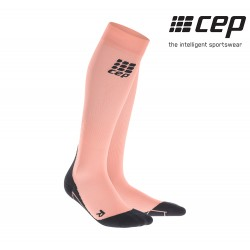 CEP Compression Sock Woman, crunch coral