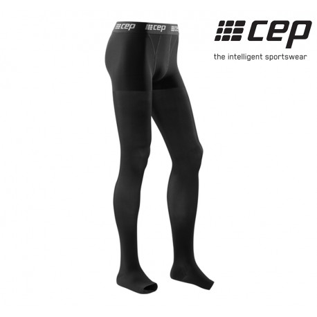CEP Recovery Pro Tights Men, black