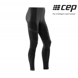 CEP Kompression Tights Long 3.0 Men, black
