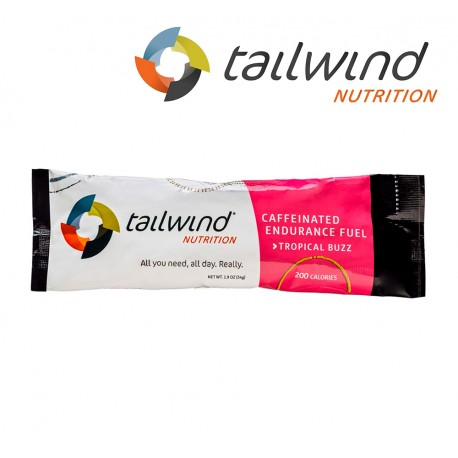 Tailwind Caffeinated Endurance Fuel Stick Packs, tropical buzz