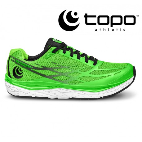 Topo Athletics Magnifly 2 Men bright green/black