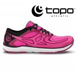 Topo Athletics ST-2 Woman fushia/black