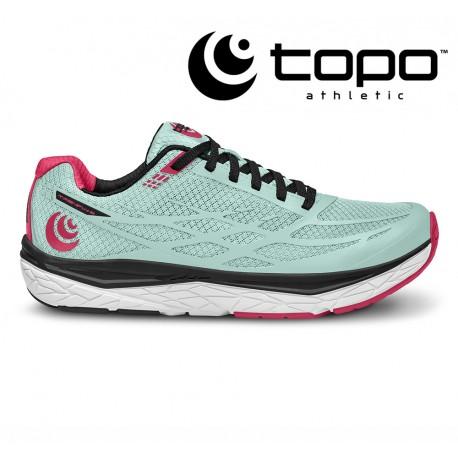 Topo Athletics Magnifly 2 Women ice raspberry