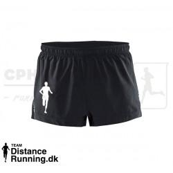 """Craft Essential 2"""" Shorts Men, black - Team Distance Running"""