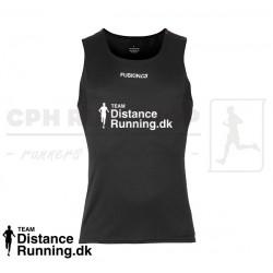 Fusion C3 Singlet Men, black - Team Distance Running