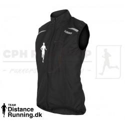 Fusion S1 Run Vest Women, black - Team Distance Running