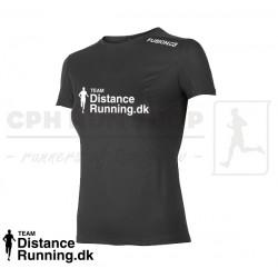Fusion C3 T-shirt Women, black - Team Distance Running