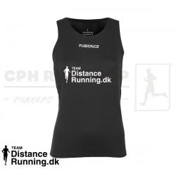 Fusion C3 Singlet Women, black - Team Distance Running
