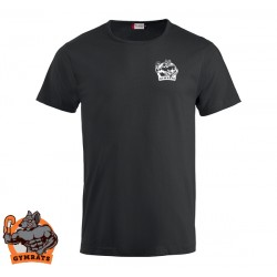 Clique Fashion Tee, Men - sort - Rødovre Motion & Fitness
