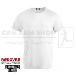 Clique Fashion Tee 'To Be a Champion', Men - hvid - Rødovre Motion & Fitness