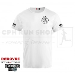 Clique Fashion Tee, Men - hvid - Rødovre Motion & Fitness