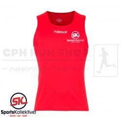 Fusion C3 Singlet Men, red - Sportskollektivet