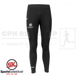 Fusion C3 Long Tight Unisex, black - Sportskollektivet