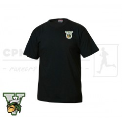 Clique Basic Tee, Junior - Amager Vikings Softball
