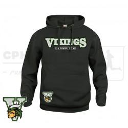 Clique Basic Hoody, Unisex - Amager Vikings Softball
