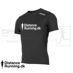 Fusion C3 T-shirt Men, black - Team Distance Running