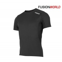 Fusion C3 T-shirt Men, black