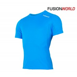 Fusion C3 T-shirt Men, blue