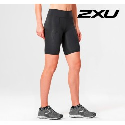 2XU Mid-Rise Comp Short Tights W.