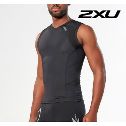 2XU Comp Sleeveless Top Men