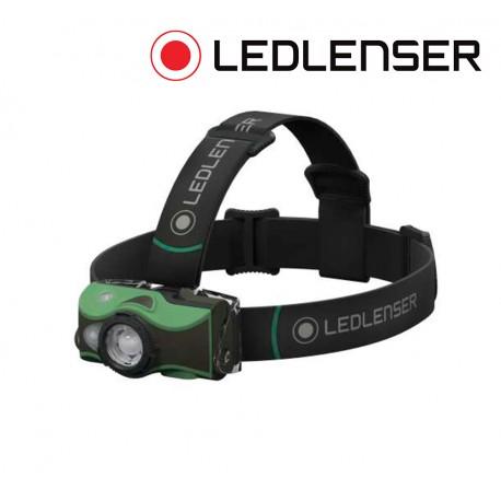 LED Lenser MH8, grøn