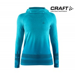 Craft Core Fuseknit Hood Woman, turquoise