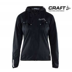 Craft Repel Jacket Woman, black