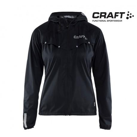 Craft Repel Jacket Woman, black