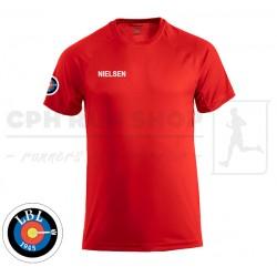 Clique Premium Active-T Men, red - Lyngby Bueskyttelaug